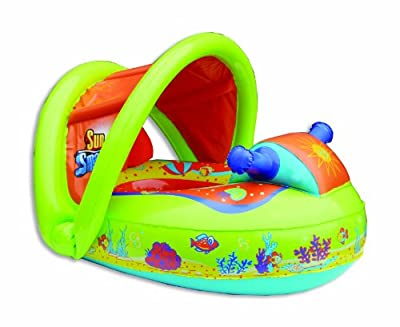 Sunshade Wave Float from Aqua Leisure-Domestic Toys