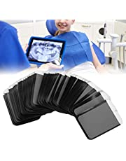 100pcs Disposable Dental Barrier Envelopes for Phosphor Plate Dental X‑Ray, X-Ray Film Protective Bag, X-Ray Film Cover, Dental Film Bag Cover(S)