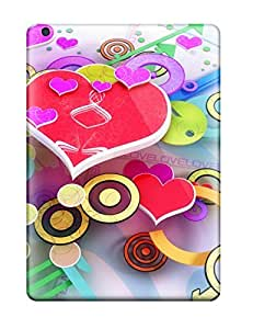 Fashion XqtXUok6454euqTK Case Cover For Ipad Air(love 3d Design Widescreen) by icecream design