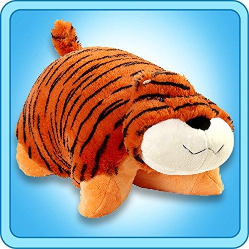 Pillow Pets Wild TIger Stuffed Animal Plush Toy 18''