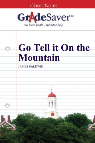 Go Tell It On The Mountain History Of Biblical Allusion In Novels