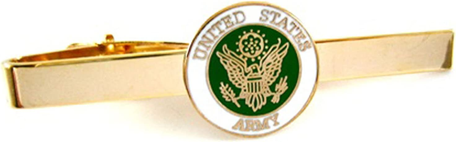 US Army Tie Clip United States Army Tie Bar Military Gift NEW