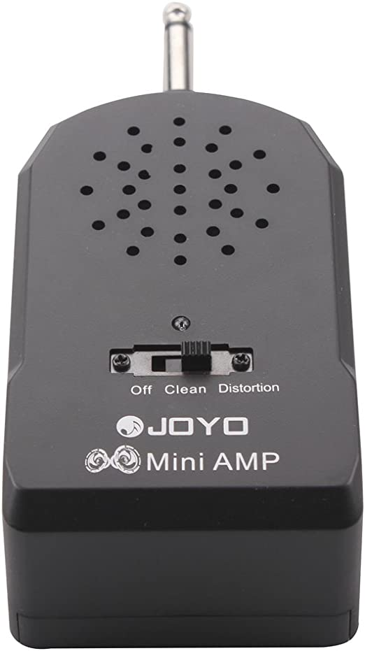 Amazon.com: Joyo JA-01, miniamplificador, amplificador de ...