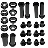 #9: Caltric REAR SUSPENSION BUSHINGS KIT Fits POLARIS SPORTSMAN 700 4X4 Twin 2003-2005