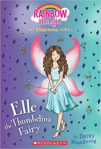 Amazon.com: Elle the Thumbelina Fairy (Storybook Fairies #1 ...
