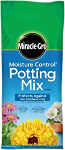 Miracle-Gro Moisture Control Potting Mix, 2 cu. ft.