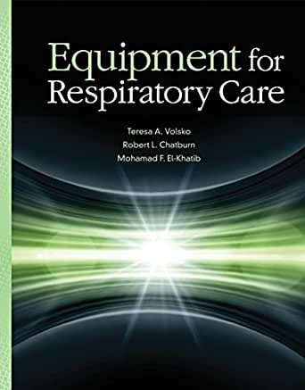 Equipment for Respiratory Therapy | Request PDF