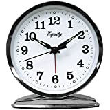 Equity by La Crosse Wind-Up Loud Bell Alarm Clock