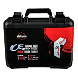 ddrum CETOURPK CE Trigger Pack with Case and Cables, Black