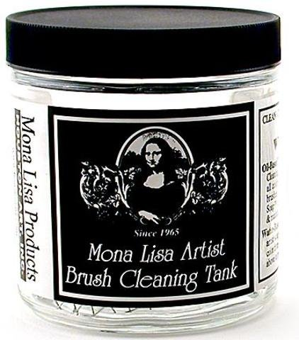 (Mona Lisa Brush Cleaning Tank 2 pcs sku# 1844066MA)