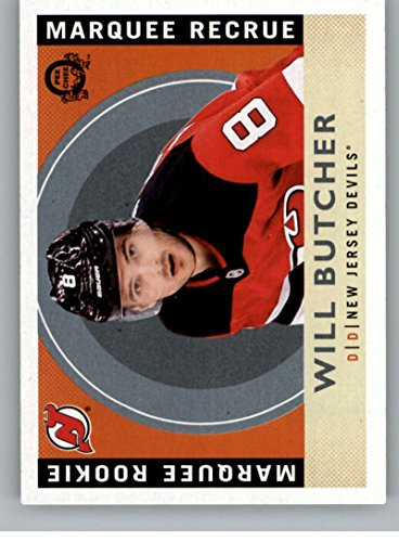 2017-18 O-Pee-Chee Retro #636 Will Butcher NJ Devils Rookie Year RC From Upper Deck Series Two Packs