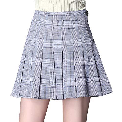 Jupe E Grande 1 Ajoure Mini FS6203 Bleu Taille Girl Club Plisse FEYrqTxwF
