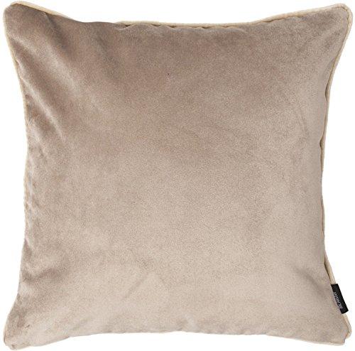McAlister Matt-Velvet Extra-Large Pillow Cover / Euro Sham | Plush Soft Velvet Cushion Case | 24x24
