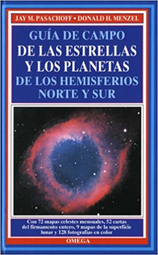 Guia de Campo de Las Estrellas y Los Planetas 3b*ed (Spanish