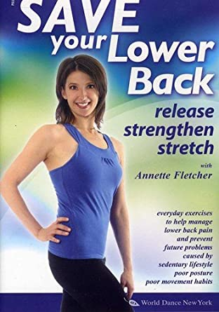 be9e576735 Amazon.com  Save Your Lower Back! Release