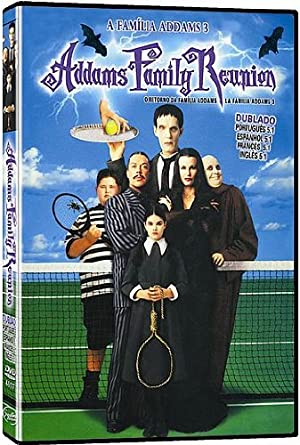 Amazon com: Addams Family Reunion DVD - Authentic Release