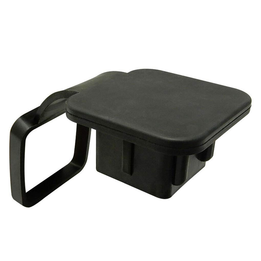 Replacement for 02-13 4 Runner 06-12 RAV4 2inch Trailer Hitch Receiver Cover Plug Cap Dust Protector