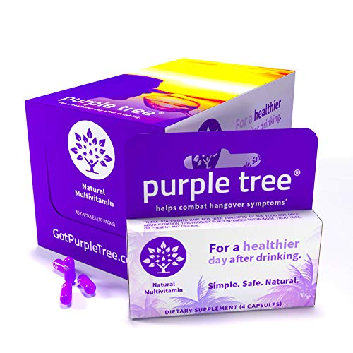 Purple Tree Hangover Prevention