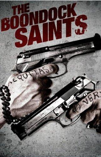 Boondock Saints Mini Movie Poster 11X17 Master (Boondock Saints Movie Poster)