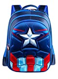 Best Back To School Backpacks - Kids Back to School Superhero Backpack for School Review