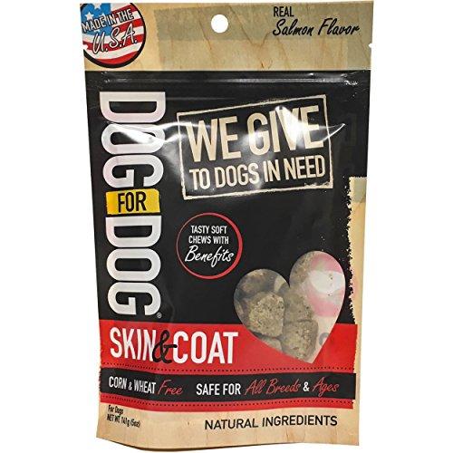 DOG Skin Coat Soft Chews