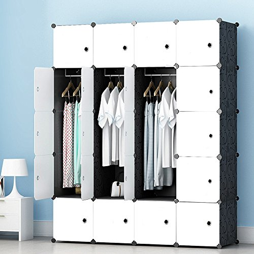 Top 10 Wardrobe Cabinet For Hanging Clothes Of 2019 No