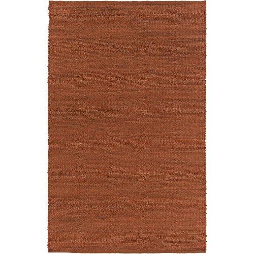 Surya TGA6002-23 Tonga Hand Woven Natural Fiber Accent Rug, 2-Feet by 3-Feet