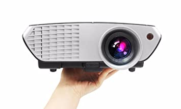 thundeal RD803 Small Meeting Projector Home Theater proyector 2000 ...