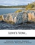 Love's Vow, Edmond Audran and Maurice Ordonneau, 1279203226