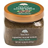 Tree Hut Firming Sugar Scrub, Italian Mocha, 18 Ounce