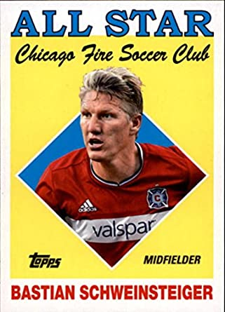 size 40 a7ab8 1a004 Amazon.com: 2018 Topps MLS Soccer All-Star #AS-BS Bastian ...