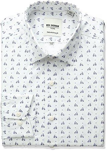 ben-sherman-mens-skinny-fit-print-spread-collar-dress-shirt-navy-16-neck-34-35-sleeve