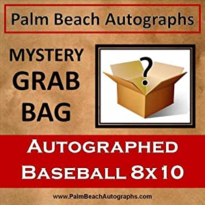 MYSTERY GRAB BAG - MLB Baseball Autographed 8x10 Photo