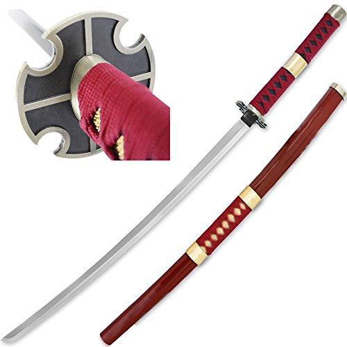 New Sandai Kitetsu FOAM One Piece Anime Katana & Saya Roronoa Zoro Sword