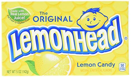 - Ferrara Lemonhead Theater Box, 5 Ounces