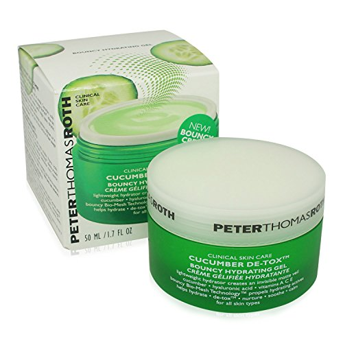 Peter Thomas Roth Cucumber De-Tox Bouncy Hydrating Gel, 1.7 (Cucumber Moisturizer)