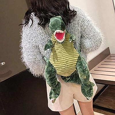 Fanxis Cute Children Toddler Dinosaur Backpack for Kindergarten Pre School Kids' Backpacks: Home & Kitchen