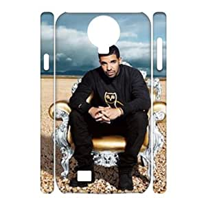 C-EUR Cell phone case Drake Hard 3D Case For Samsung Galaxy S4 i9500