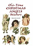 img - for Old-Time Christmas Angels Stickers (Dover Stickers) book / textbook / text book