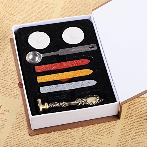 VIVISKY(TM) Sta... Letter Sealing Wax Kit