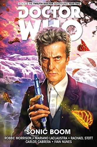 Doctor Who: The Twelfth Doctor Volume 6 - Sonic Boom