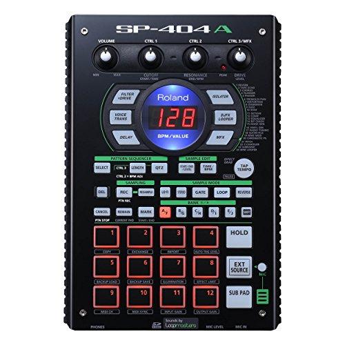 Roland Drum Machine (SP-404A) (Vt3 Computer)