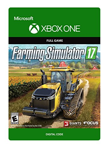 Farming Simulator 2017 - Xbox One Digital Code by Focus Home Interactive