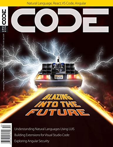 CODE Magazine - 2018 - September/October (Ad-Free!)