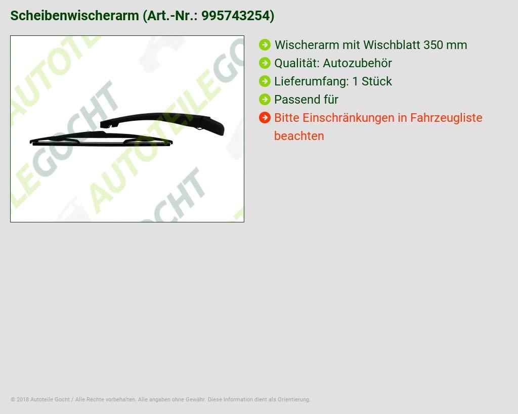 2010 Glace avec balai dessuie-glace lunette arri/ère aRRI/ÈRE citroen c3 1 i mod/èles 2005