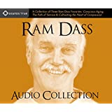 """Ram Dass Audio Collection: A Collection of Three Ram Dass Favorites--""""Conscious Aging, The Path of Service, and Cultivating the Heart of Compassion"""""""