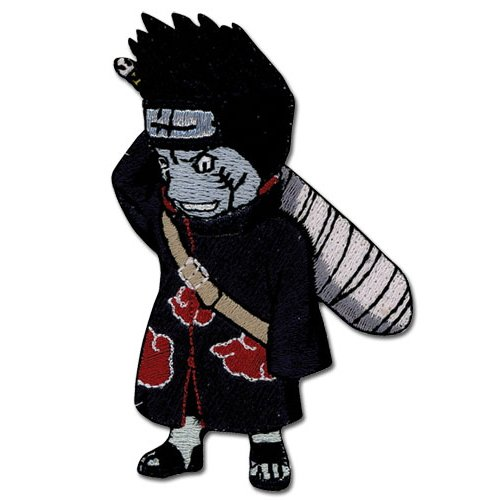 Naruto Shippuden Sd Kisame Patch by Great Eastern