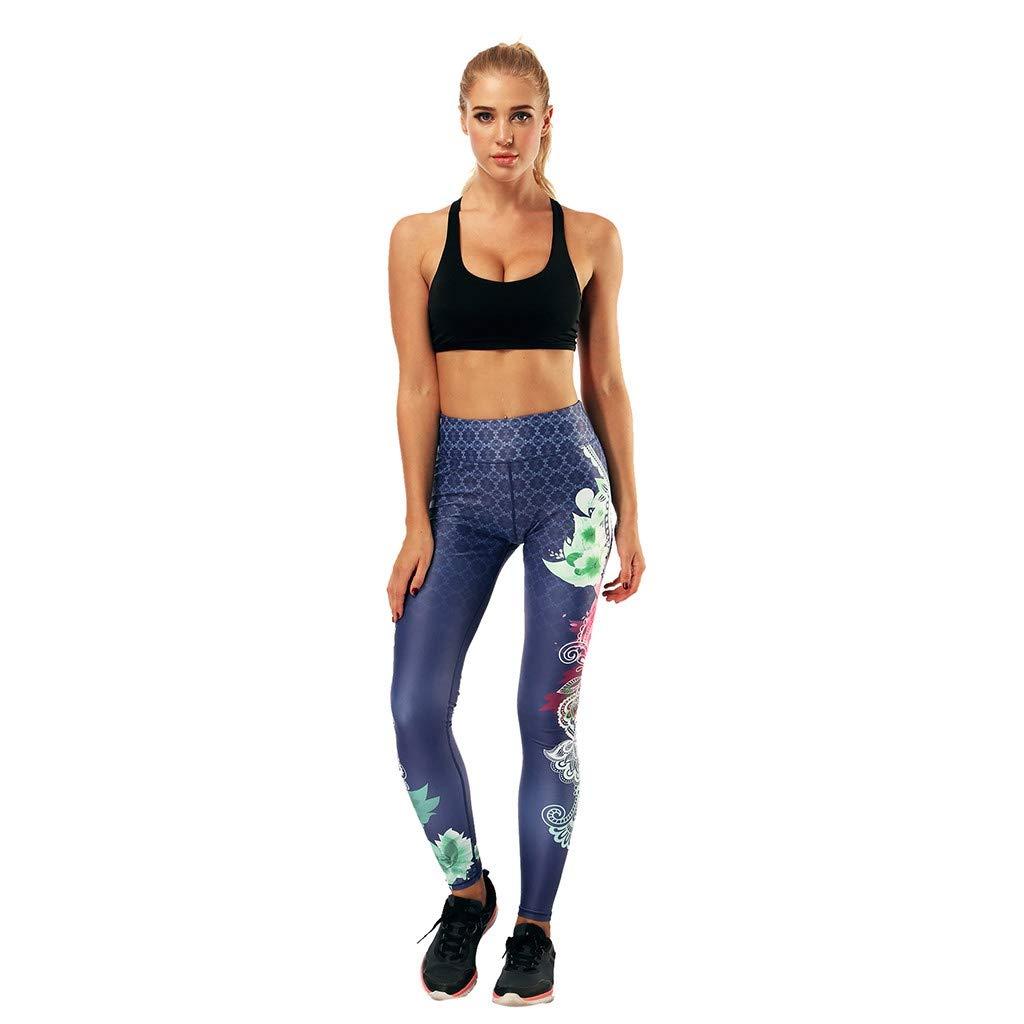 Amazon.com: Zcxaa Soft Hombre Fitness Yoga Leggings Women ...