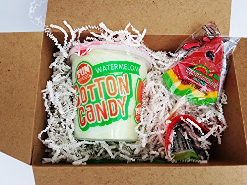 Giant Watermelon Candy & Gift Set