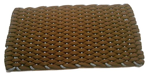 Rockport Rope Doormats 2034388 Indoor & Outdoor Doormats, 20